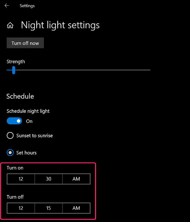 How do I make the blue light filter on at all times?-2020-01-23_16h55_13.png
