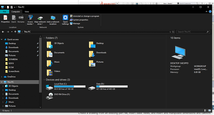 """windows 10 """"This PC"""" file cabinet-122419thispc.png"""