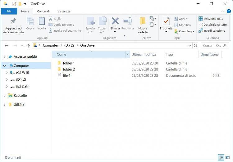 OneDrive folders appear under 'ThisPC' dialog windows of many programs-oned1.jpg