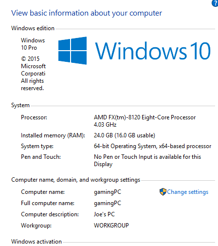 system info during ram fiasco win 10.PNG