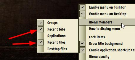 "Windows Explorer's Jumplist reads ""frequent"" but shows recent-000132.png"