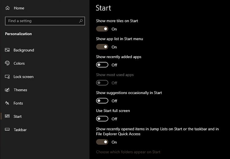 "Windows Explorer's Jumplist reads ""frequent"" but shows recent-000135.png"