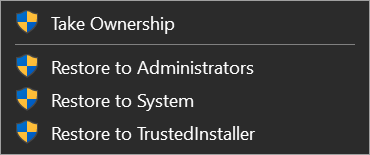 can someone help me combine these two .reg into a context menu flyout?-image.png