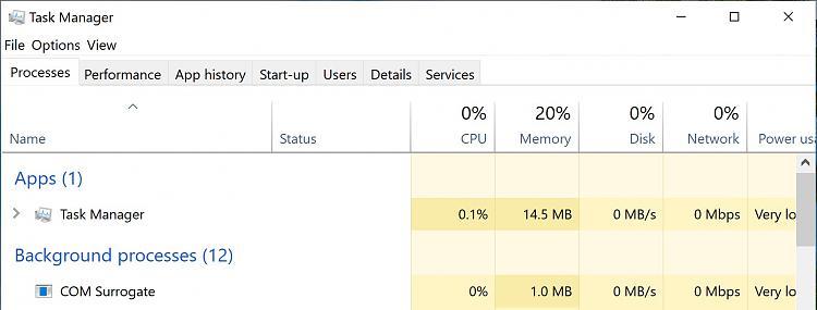 Origin Client triggers COM Surrogate process to run on next reboot!-origin-com-surrogate.jpg