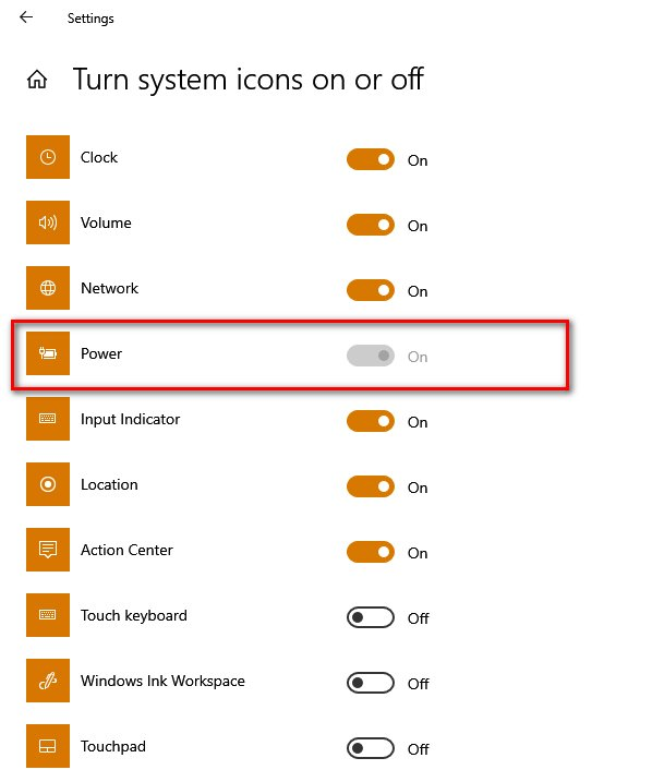 Windows 10 Power Icon Missing In System Tray Often After System Boot?-pic.-b-before-temp.-fix.jpg