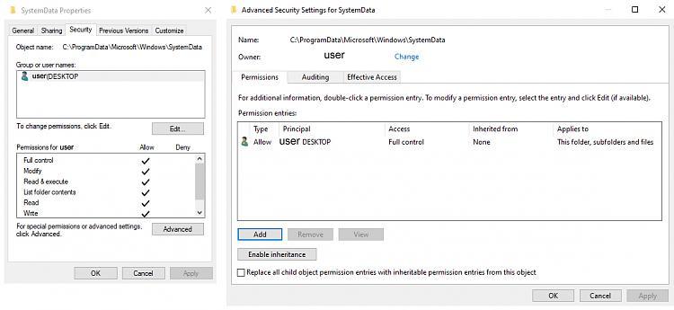 Revert SystemData folder permissions-systemdatafo1.jpg