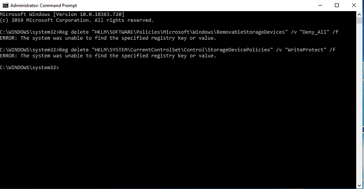 All HDD have gone to write protected other than C:/ ????-see-issue-pc18.png