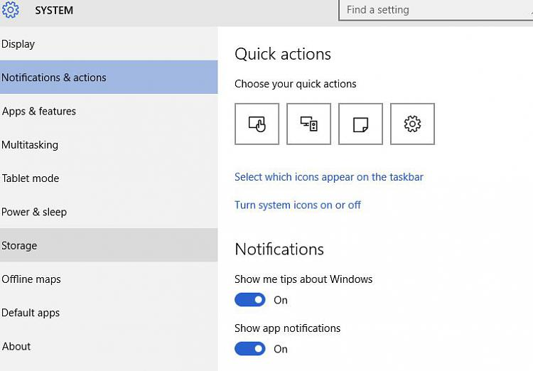 Windows 10 bug - app notices disabled Solved - Windows 10 Forums