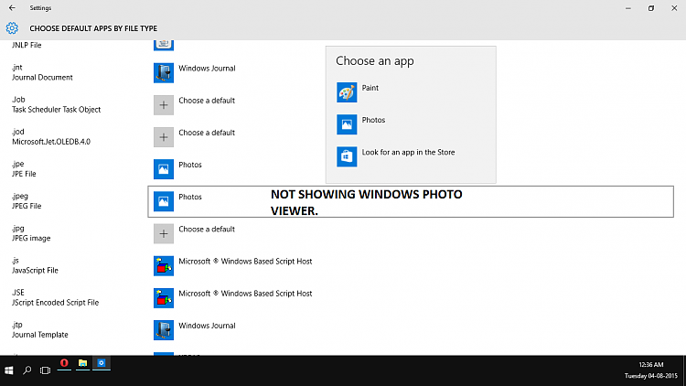 Jpg photo unable to open in windows photo viewer. - Windows 10 Forums