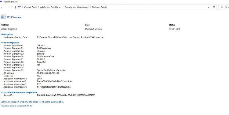 Need to troubleshoot Sleep not working after midnight Windows Update..-dsa-service.jpg
