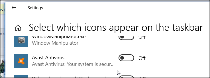 """How to add or remove icons from the """"show hidden icons""""-1.png"""