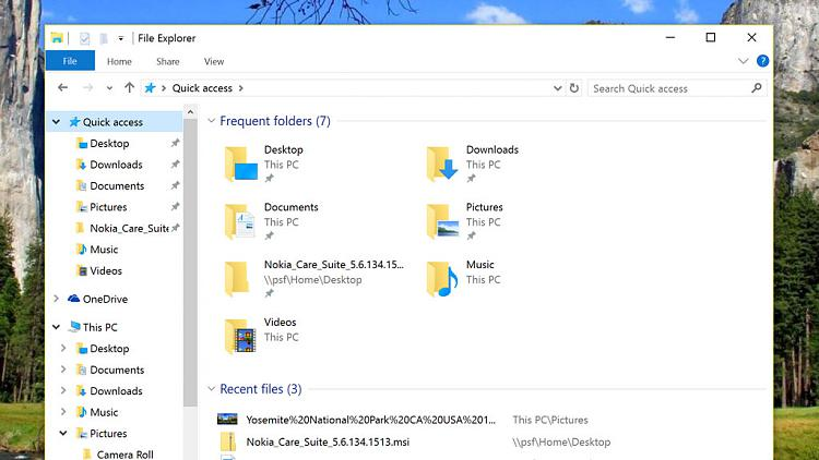 [Question] Why my windows 10 quick access not grouped?-krwchr8.jpg