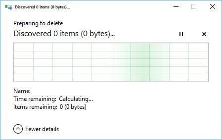 Windows 10 Home does not empty recycle bin Solved - Windows