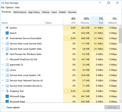 Click image for larger version.  Name:Task manager.PNG Views:352 Size:105.3 KB ID:30455