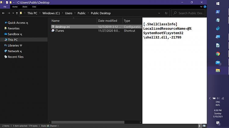 issue with deleting duplicate Desktop folder-screenshot-907-.png