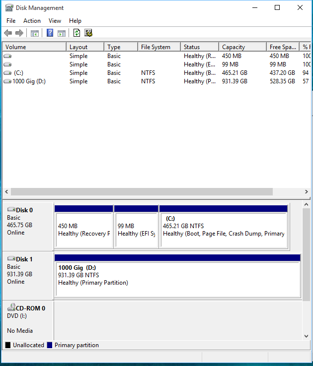 Click image for larger version.  Name:Disk Management.PNG Views:8 Size:45.5 KB ID:31909