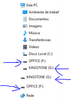 How can I hide the double drive listing in Explorer?-capturar.png