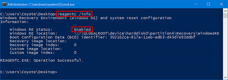 How to put back the Windows 10 Pro - Recovery partition ?-ss012.png
