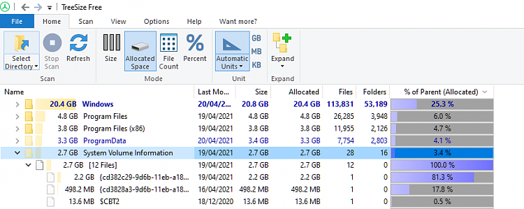 Two virtually identical installations: C drive on one is 10GB larger-image.png