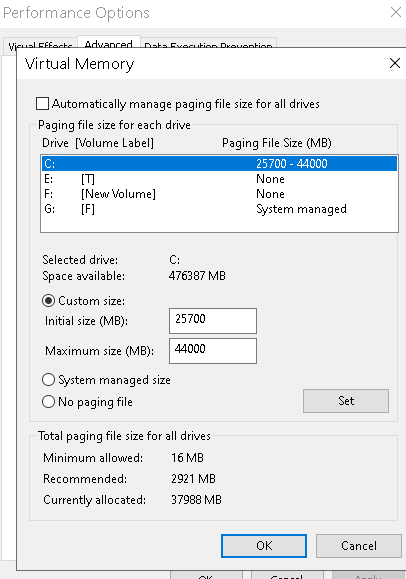Task Manager overrun with unidentified Processes-pagefily-current.png