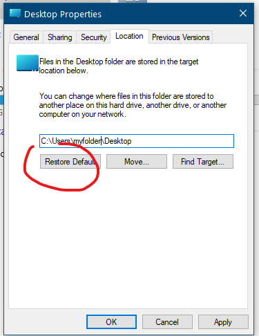 Problem with desktop after using OneDrive-image.png