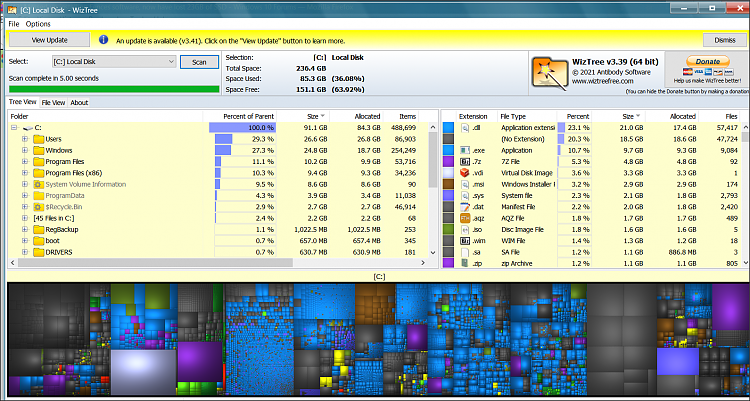 Messed up installing Fences software, now have lost 23GB of SSD-1.png