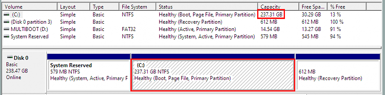 Messed up installing Fences software, now have lost 23GB of SSD-2021-05-06-disk-management-1.png