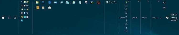 how to change icons on ipad taskbar