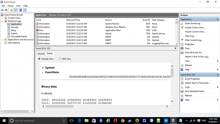 Click image for larger version.  Name:event viewer.png Views:9 Size:82.0 KB ID:34308