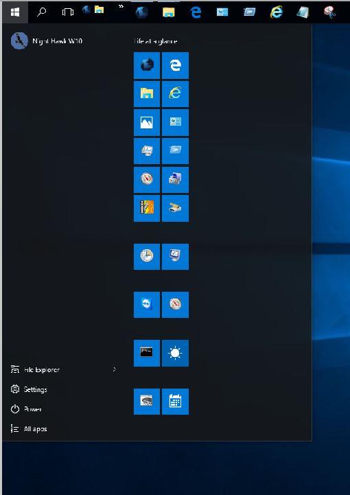 Click image for larger version.  Name:Resize Start Menu Shrink Tiles 4.jpg Views:4 Size:36.0 KB ID:34313