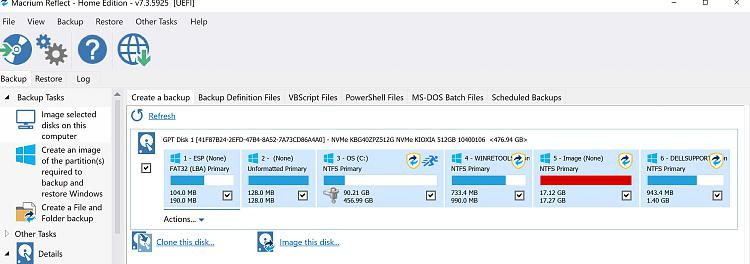 Advice on new Dell xps13 9310 HDD Bloatware - Macrium View-dell-xps13-red-partition-21-09-15-205840.jpg