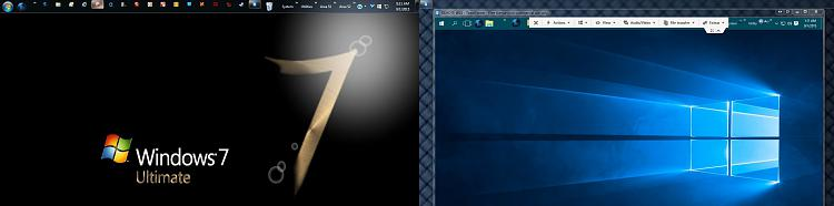 Click image for larger version.  Name:TASK BAR ICONS COMPARED ON W7 -W10 REMOTE VIEW.jpg Views:10 Size:123.8 KB ID:35091