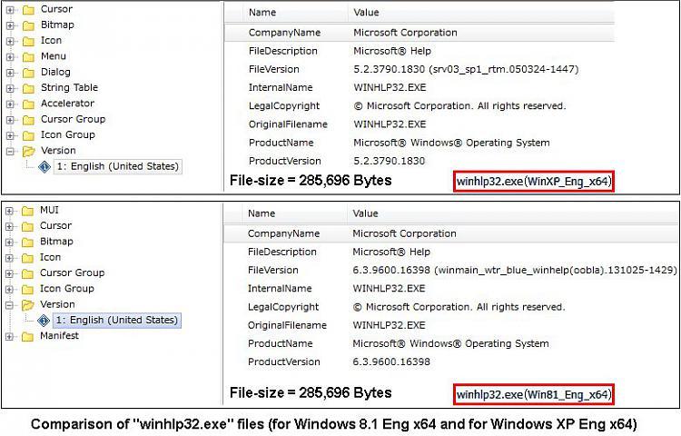 winhlp32.exe 64 bits