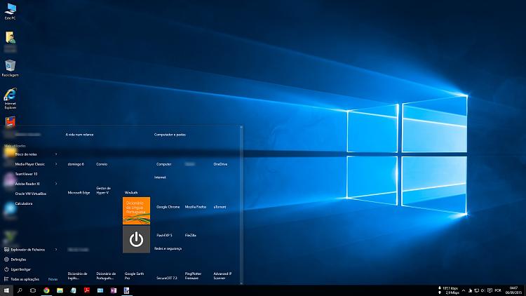 Icons missing Windows 10 Start Menu.png