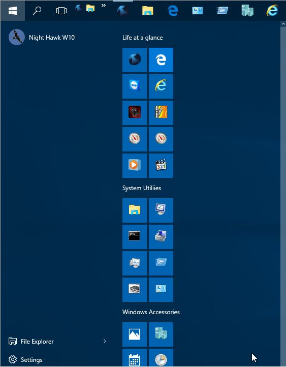 how to change large icons on desktop windows 10