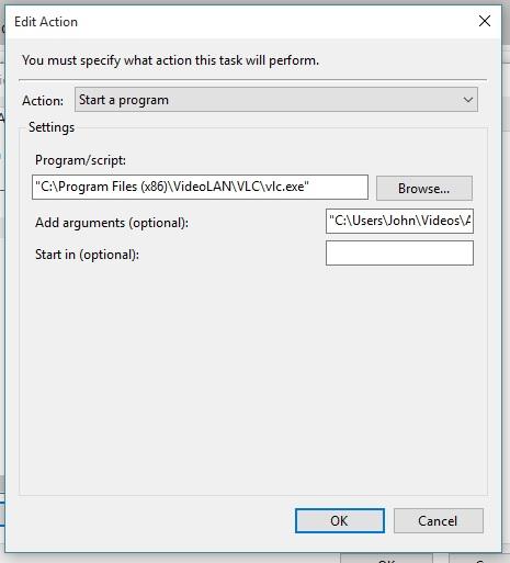 Task Scheduler - Windows 10 Forums