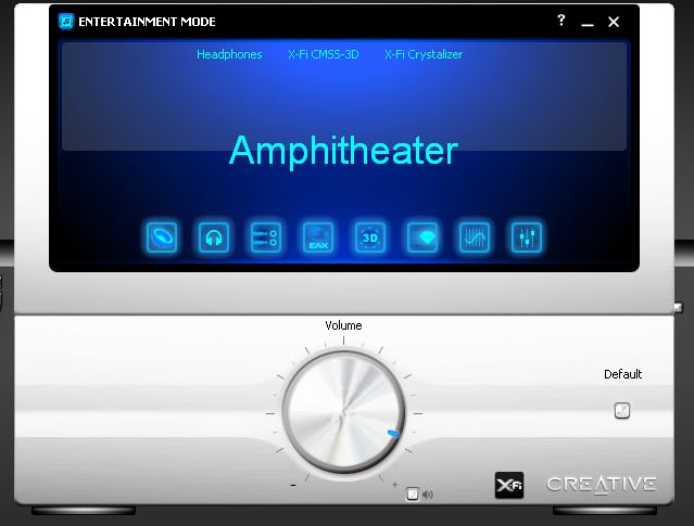 Click image for larger version.  Name:CREATIVE AUDIO CONSOLE LAUNCHER.jpg Views:33 Size:40.6 KB ID:37782