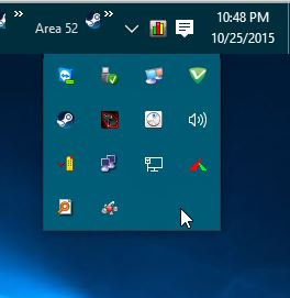 Click image for larger version.  Name:System Tray Icons Notification Area View 1.jpg Views:14 Size:16.6 KB ID:44719