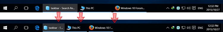 Click image for larger version.  Name:How Change Taskbar Item Size.png Views:5 Size:63.4 KB ID:44916