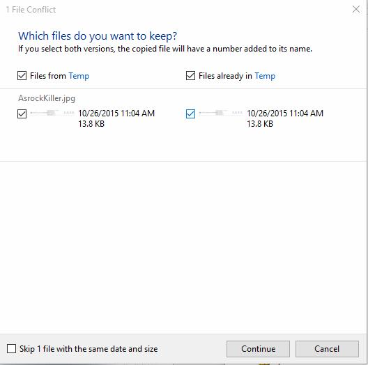 Copy & Paste differences with Win  7 & 10? - Page 2