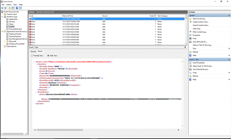 Click image for larger version.  Name:event viewer.png Views:16 Size:90.7 KB ID:47469