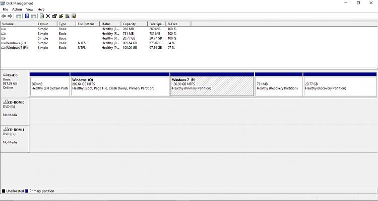 Click image for larger version.  Name:Disk Management.PNG Views:15 Size:37.9 KB ID:56188