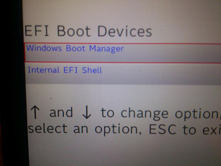 keystroke(s) to enter BIOS/Boot Manager - Windows 10 Forums