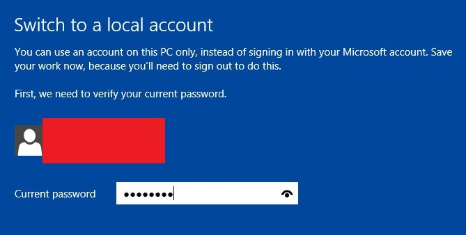 Hide email / Ms user account at logon screen - Security !!-switch-local-account.jpg
