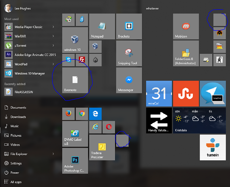 win10 startmenu icons gone.PNG