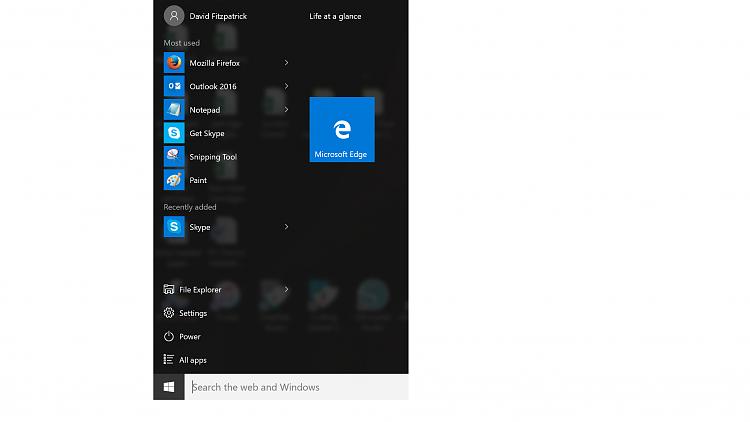 Click image for larger version.  Name:start menu.png Views:4 Size:232.7 KB ID:59740