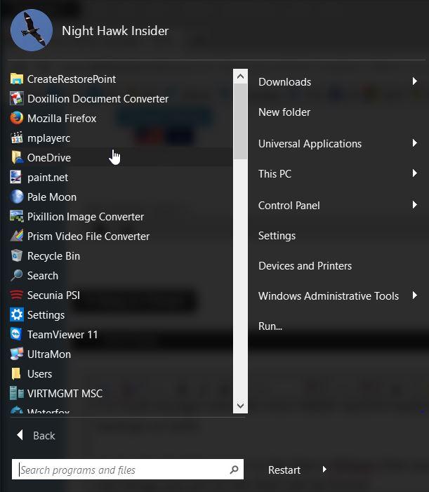 OneDrive offline storage? Solved - Windows 10 Forums