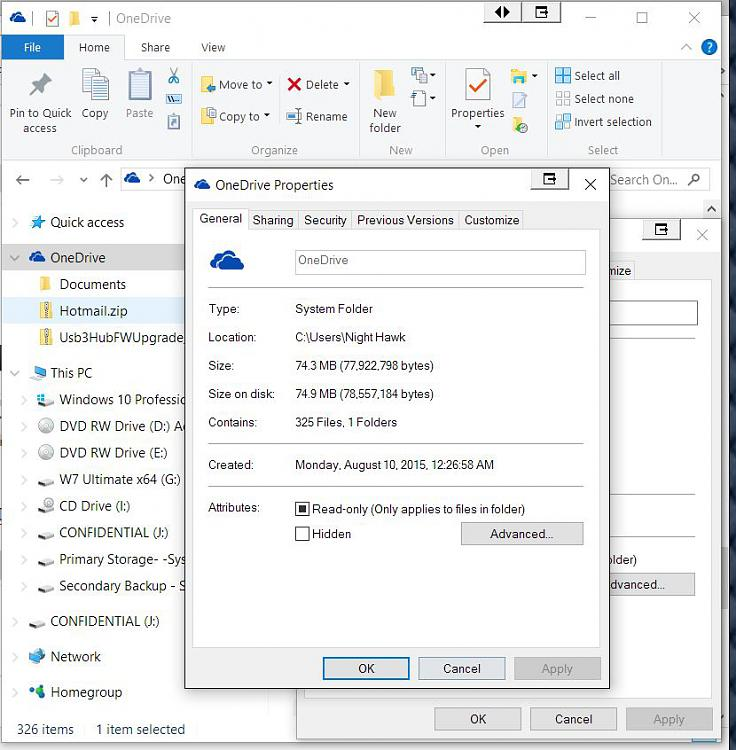 Click image for larger version.  Name:OneDrive Local Storage Location.jpg Views:1 Size:114.3 KB ID:62310