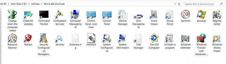 These shortcuts seem to all still work.-2014-10-08_185938.jpg