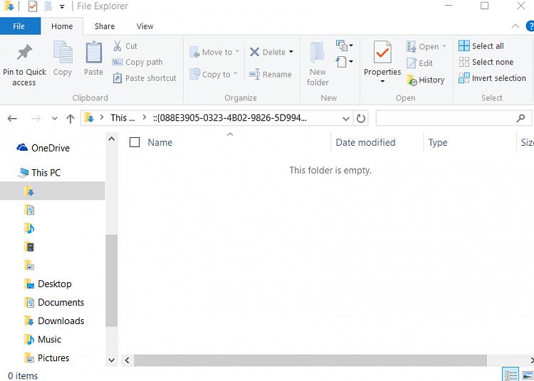 Duplicated Quick Access Folders-error-2.png